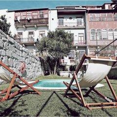 Отель Aparthotel Oporto Alves da Veiga бассейн фото 2