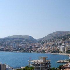 Отель New Heaven Албания, Саранда - отзывы, цены и фото номеров - забронировать отель New Heaven онлайн приотельная территория фото 2