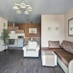 Апартаменты на Егорова Апартаменты с различными типами кроватей фото 26
