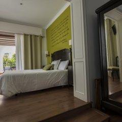 Hotel Capri 3* Улучшенный номер с различными типами кроватей фото 18