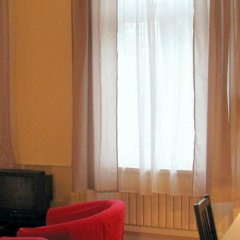 Апартаменты Királyi Apartment комната для гостей фото 3