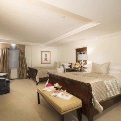 The Michelangelo Hotel 5* Стандартный номер с различными типами кроватей фото 2