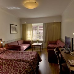 Hotel Anna 3* Улучшенный номер с разными типами кроватей фото 4