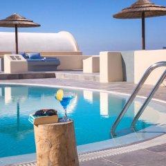 Отель Anemoessa Villa Греция, Остров Санторини - отзывы, цены и фото номеров - забронировать отель Anemoessa Villa онлайн бассейн фото 3