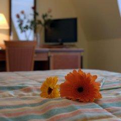 Villa Savoy Spa Park Hotel 4* Стандартный номер с различными типами кроватей фото 16