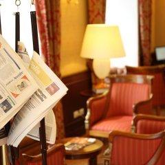 Отель Milton Roma 4* Стандартный номер фото 19