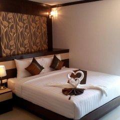 Patong Mansion Hotel 3* Улучшенный номер двуспальная кровать фото 7