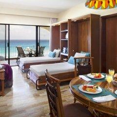 Отель Emporio Cancun 3* Номер Делюкс с различными типами кроватей фото 4