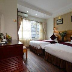 B & B Hanoi Hotel & Travel 3* Стандартный семейный номер с двуспальной кроватью фото 9