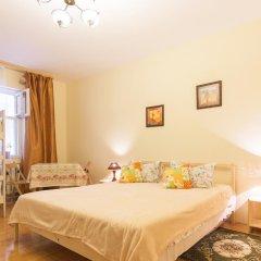 Хостел Олимп Семейные номера Комфорт с двуспальной кроватью фото 5