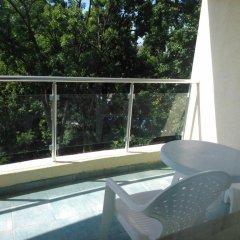 Отель Yassen Болгария, Солнечный берег - отзывы, цены и фото номеров - забронировать отель Yassen онлайн балкон