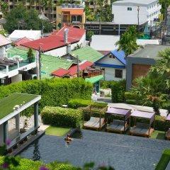 Отель Sugar Palm Grand Hillside 4* Номер Делюкс двуспальная кровать фото 15