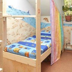 Хостел В центре Кровать в общем номере фото 12