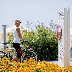 Отель Trendy Side Beach - All Inclusive - Adults Only спортивное сооружение