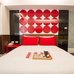 ECFA Hotel Ximen 2* Стандартный номер с двуспальной кроватью фото 8