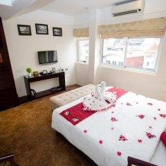 Hanoi Central Park Hotel 3* Представительский номер с различными типами кроватей фото 3