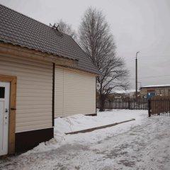 Гостиница Guesthouse U Natalii парковка