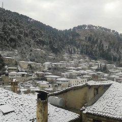 Отель Guesthouse Kadiu Berat Албания, Берат - отзывы, цены и фото номеров - забронировать отель Guesthouse Kadiu Berat онлайн приотельная территория фото 2