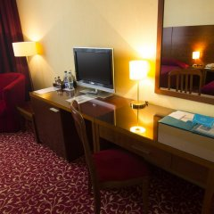 Гранд отель Казань 4* Стандартный номер двуспальная кровать фото 4