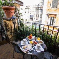 Отель Relais Fontana Di Trevi Рим в номере фото 2
