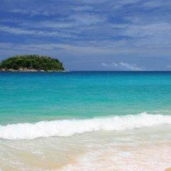 Отель JR Siam Kata Resort пляж
