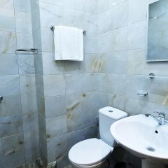 Отель MGK ванная фото 2