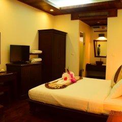 Отель Villa Chitchareune комната для гостей фото 2