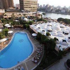 Отель Conrad Cairo бассейн фото 2