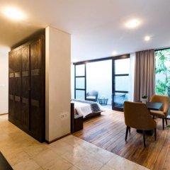 Отель Aleesha Villas 3* Вилла Делюкс с различными типами кроватей фото 26