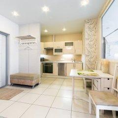 Апартаменты на Егорова Студия Делюкс с различными типами кроватей фото 9