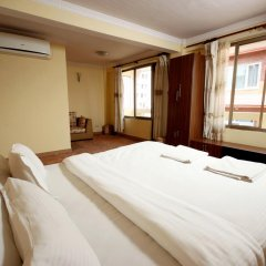 Отель Namaste Nepal Hotels and Apartment Непал, Катманду - отзывы, цены и фото номеров - забронировать отель Namaste Nepal Hotels and Apartment онлайн комната для гостей фото 4