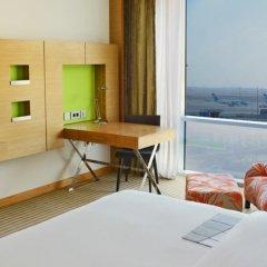 Отель Le Meridien Cairo Airport 5* Номер Делюкс с различными типами кроватей фото 4