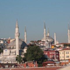 Sultans Hotel Турция, Стамбул - 2 отзыва об отеле, цены и фото номеров - забронировать отель Sultans Hotel онлайн балкон