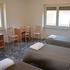 Отель Madre Chiara Domus Стандартный номер с различными типами кроватей фото 7