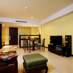 Отель Diamond Cottage Resort And Spa 4* Представительский люкс фото 4