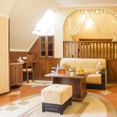 Гостиница Роза Ветров 4* Люкс с двуспальной кроватью фото 2