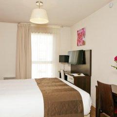 Отель Séjours et Affaires Paris Malakoff 2* Студия с различными типами кроватей фото 15
