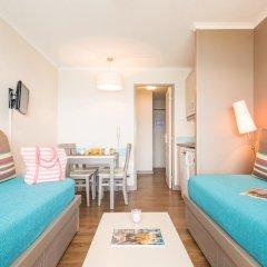 Отель Résidence Pierre & Vacances Cannes Verrerie- Cannes комната для гостей фото 4