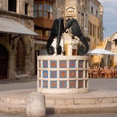 Отель Old Town Kamara Родос
