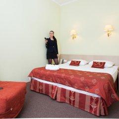 AMAKS Конгресс-отель 3* Апартаменты разные типы кроватей фото 10