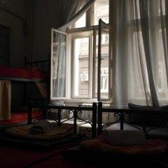 Time Hostel Кровать в общем номере с двухъярусной кроватью фото 5