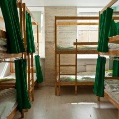 Хостел Фонтанка 22 Кровать в общем номере с двухъярусной кроватью фото 2