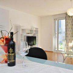Отель Adriatic Queen Villa 4* Апартаменты с различными типами кроватей фото 40