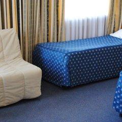 Hotel Tumski 3* Стандартный семейный номер с разными типами кроватей