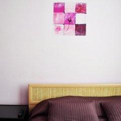 Гостиница Пафос у Арбата Номер Эконом разные типы кроватей фото 3