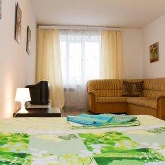 Гостиница ВикторияОтель на Советской Апартаменты разные типы кроватей фото 18