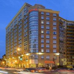Отель Hampton Inn Washington DC - Convention Center 2* Стандартный номер с различными типами кроватей