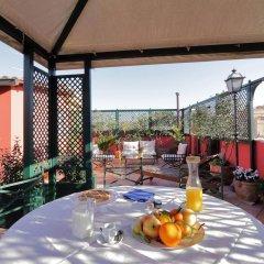 Отель Li Rioni Bed & Breakfast Рим балкон