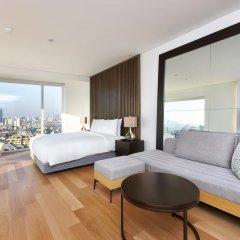 Hotel ENTRA Gangnam 4* Люкс с различными типами кроватей фото 3