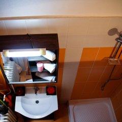 Hostel Budapest Center Стандартный номер с двуспальной кроватью фото 3
